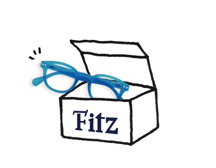 04 - Glasses delivered to youPrescription, Sunglasses, or Blue Light. Free replacements with membership.