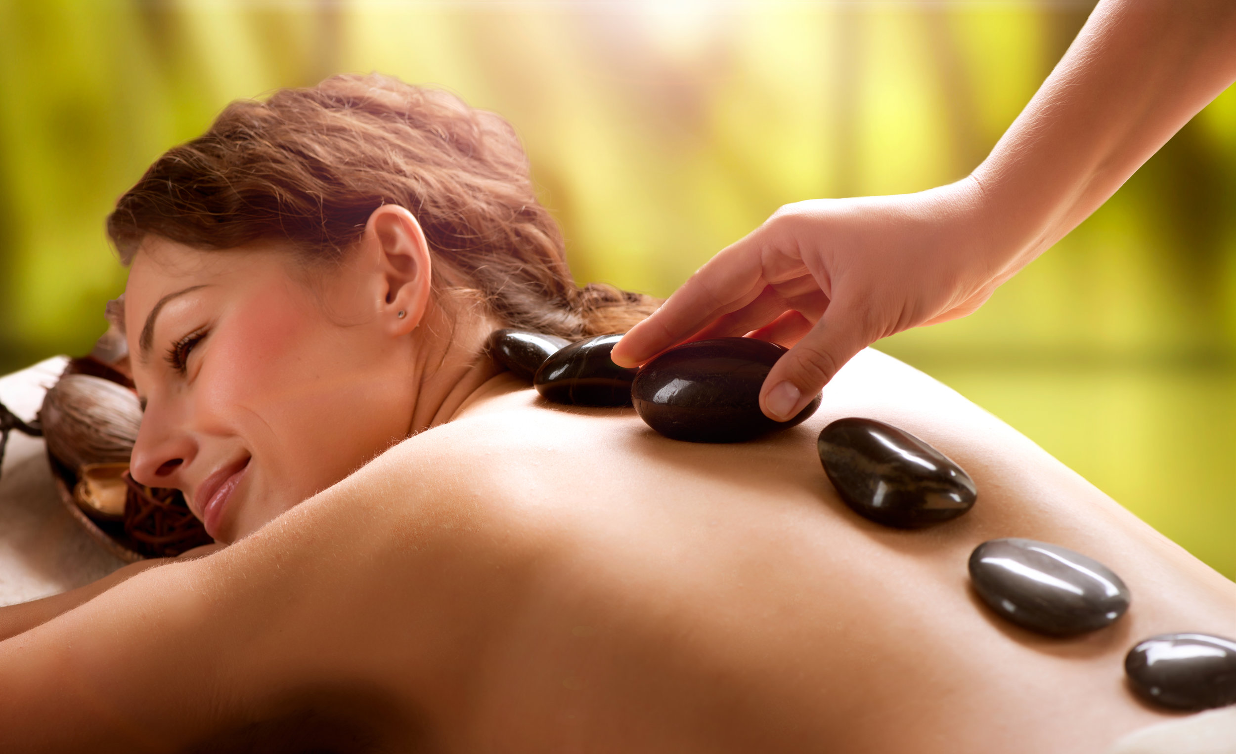 Hot Stone Therapy -