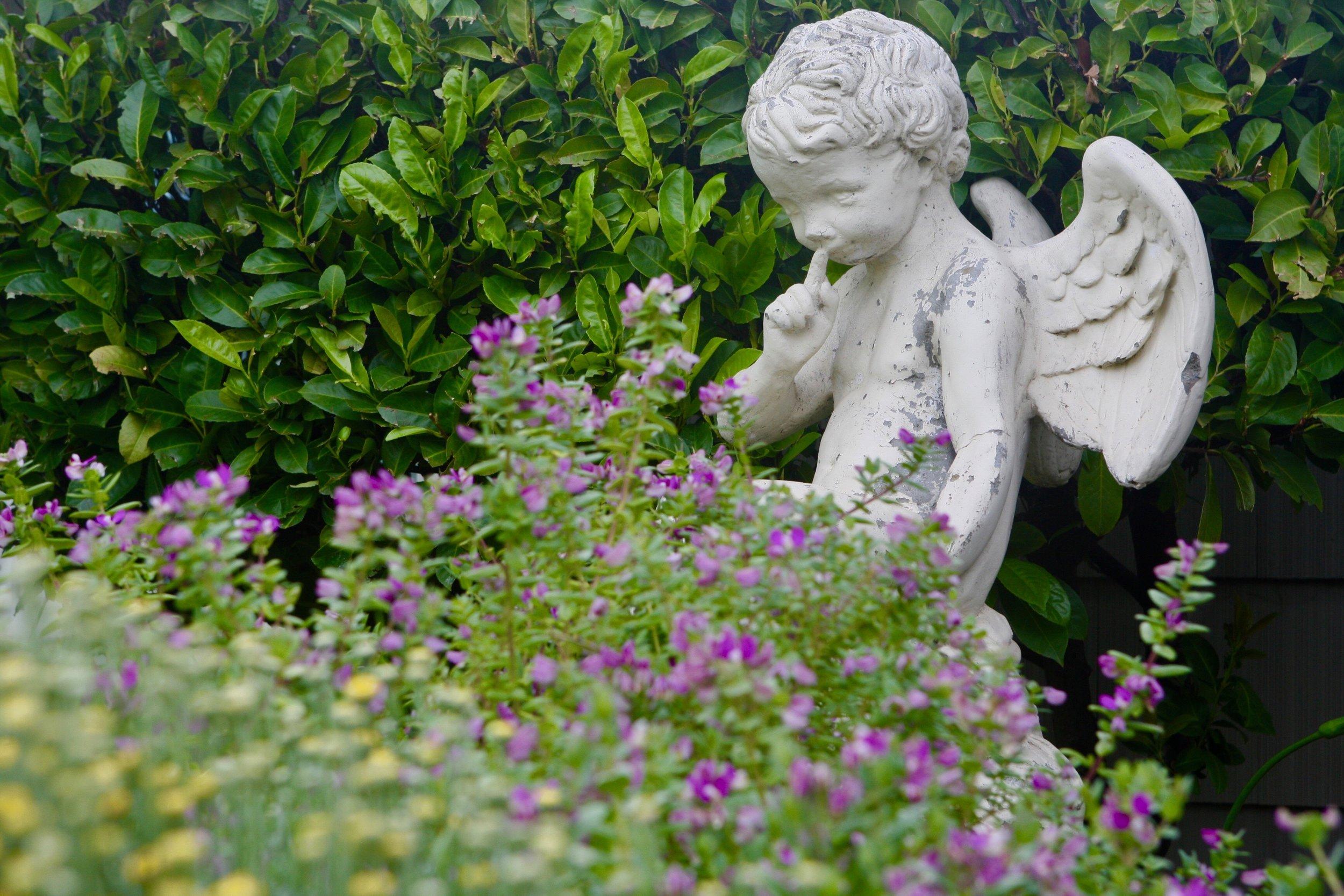 angel and sweet peas.jpg