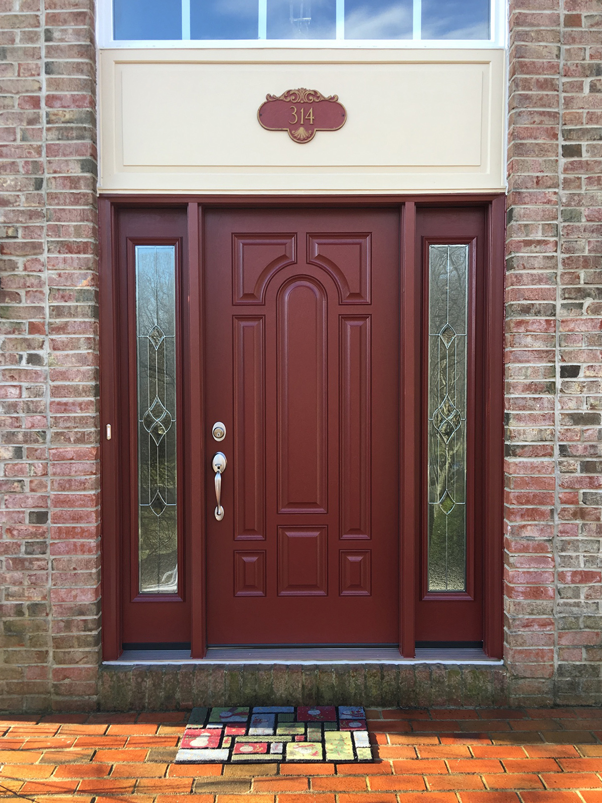 New Entry Door in Pilesgrove, NJ