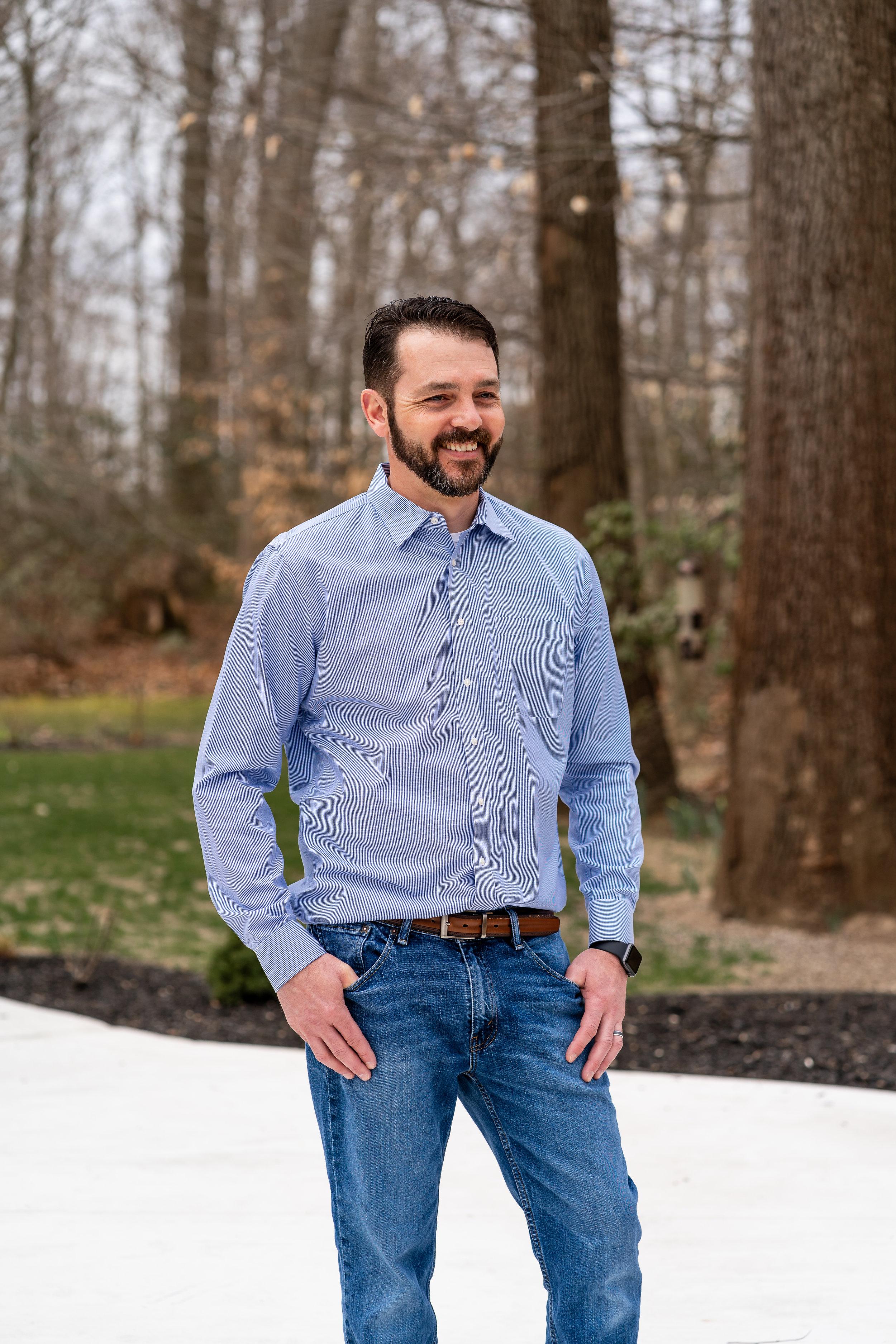 Gary Bell, co-owner