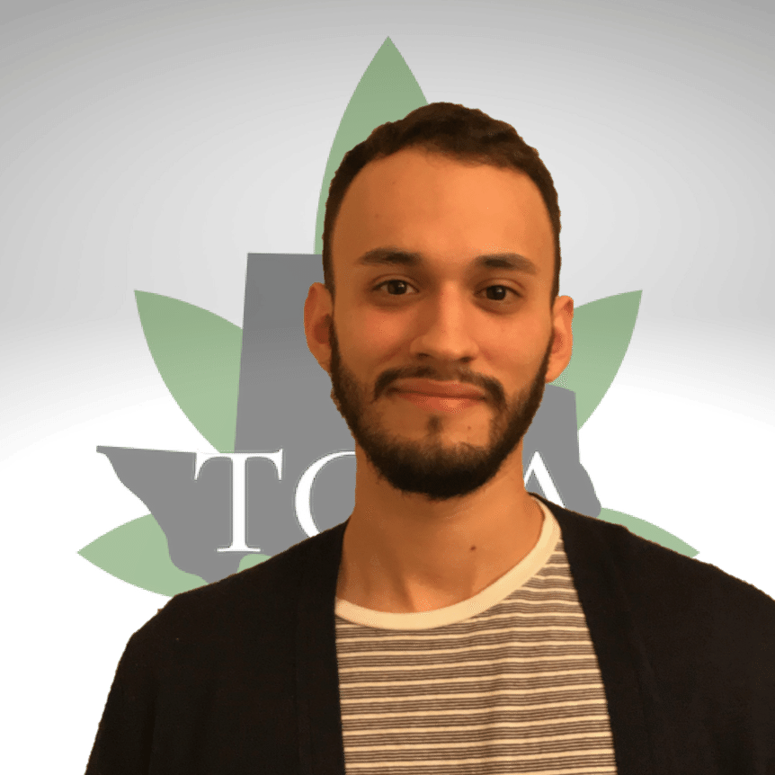 - 'The small cannabis business initiative is important to me. Having corporations and big money come here and monopolize the cannabis cash flow in the Texas market, is something I am opposed to. Small businesses are essential for our economy and the cannabis industry layout should be no different.'—Trey Tijerina, President
