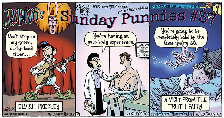 Sunday Punnies -