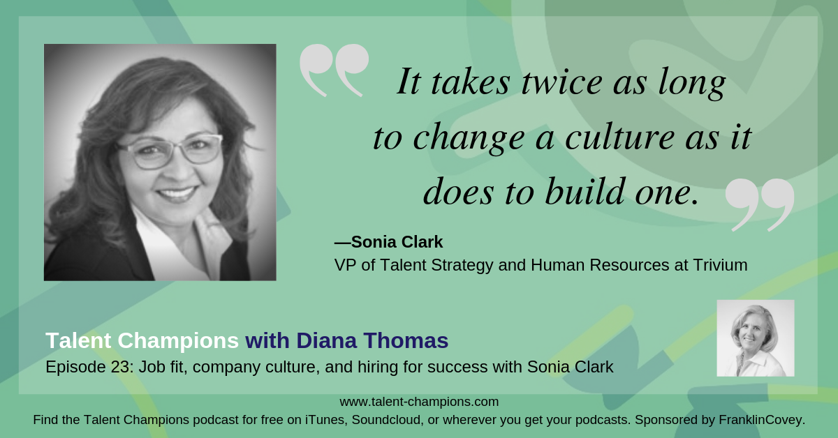 Talent Champions episode 23 Sonia Clark