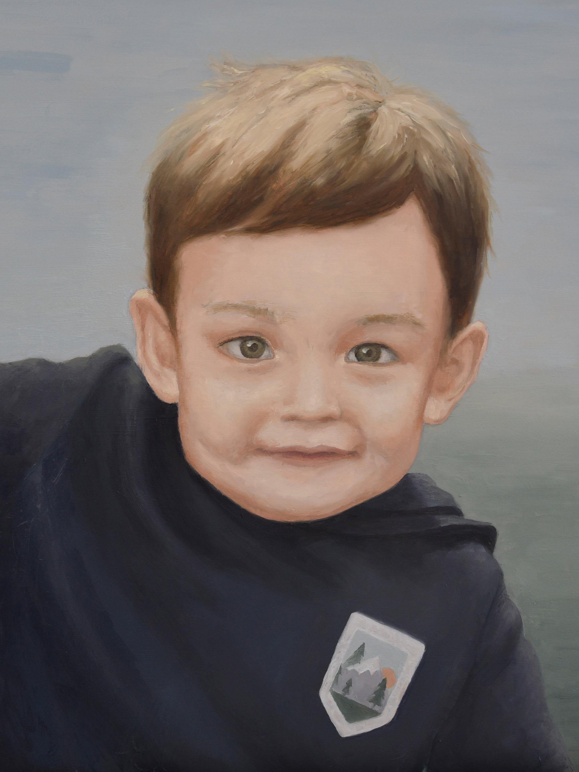 Cheryl Berech - Oil on CanvasTempe, ArizonaWebsite
