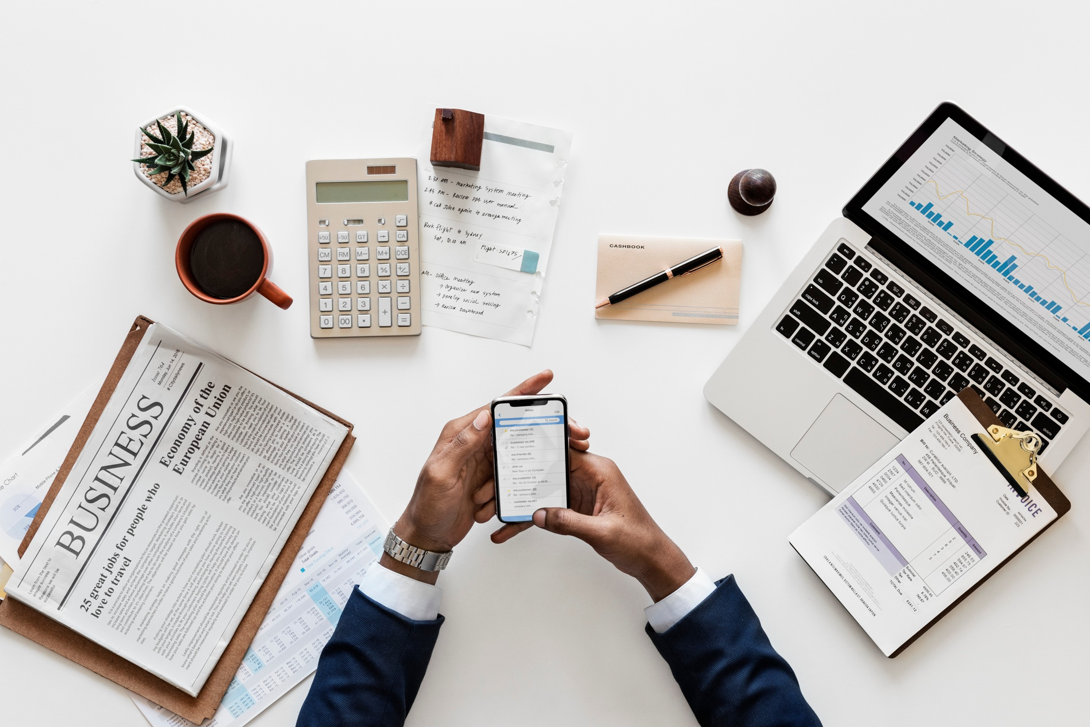 Virtual Assistant Bookkeeping