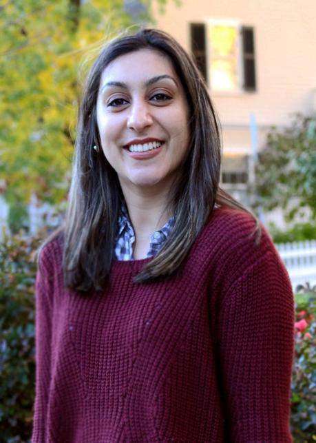 Sarah Zia