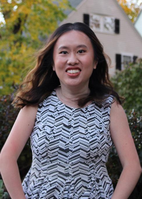 Caroline Zheng, Treasurer