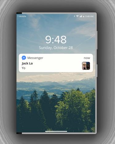 Lockscreen (Phone Mode)