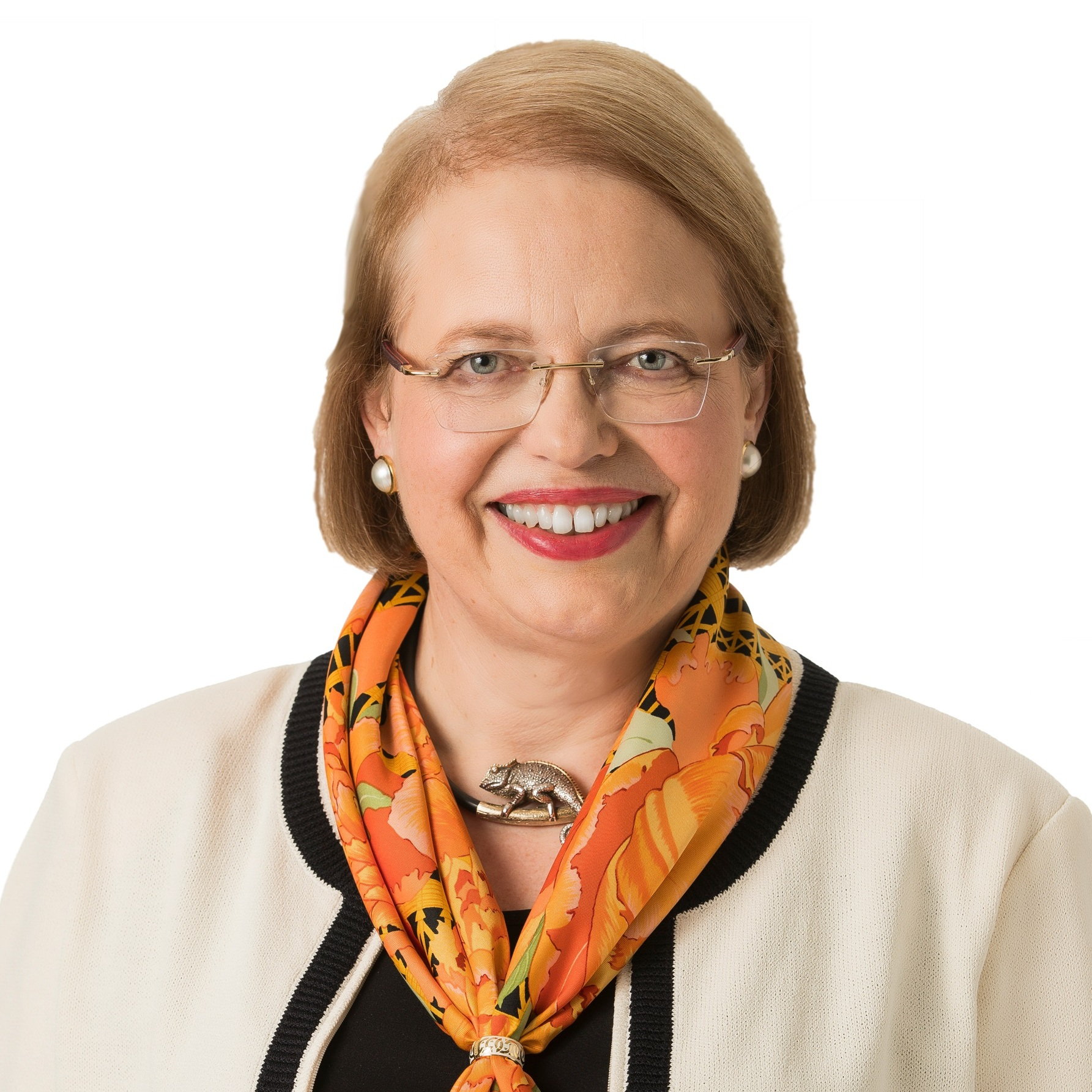 Hannah Kain   President & CEO, ALOM