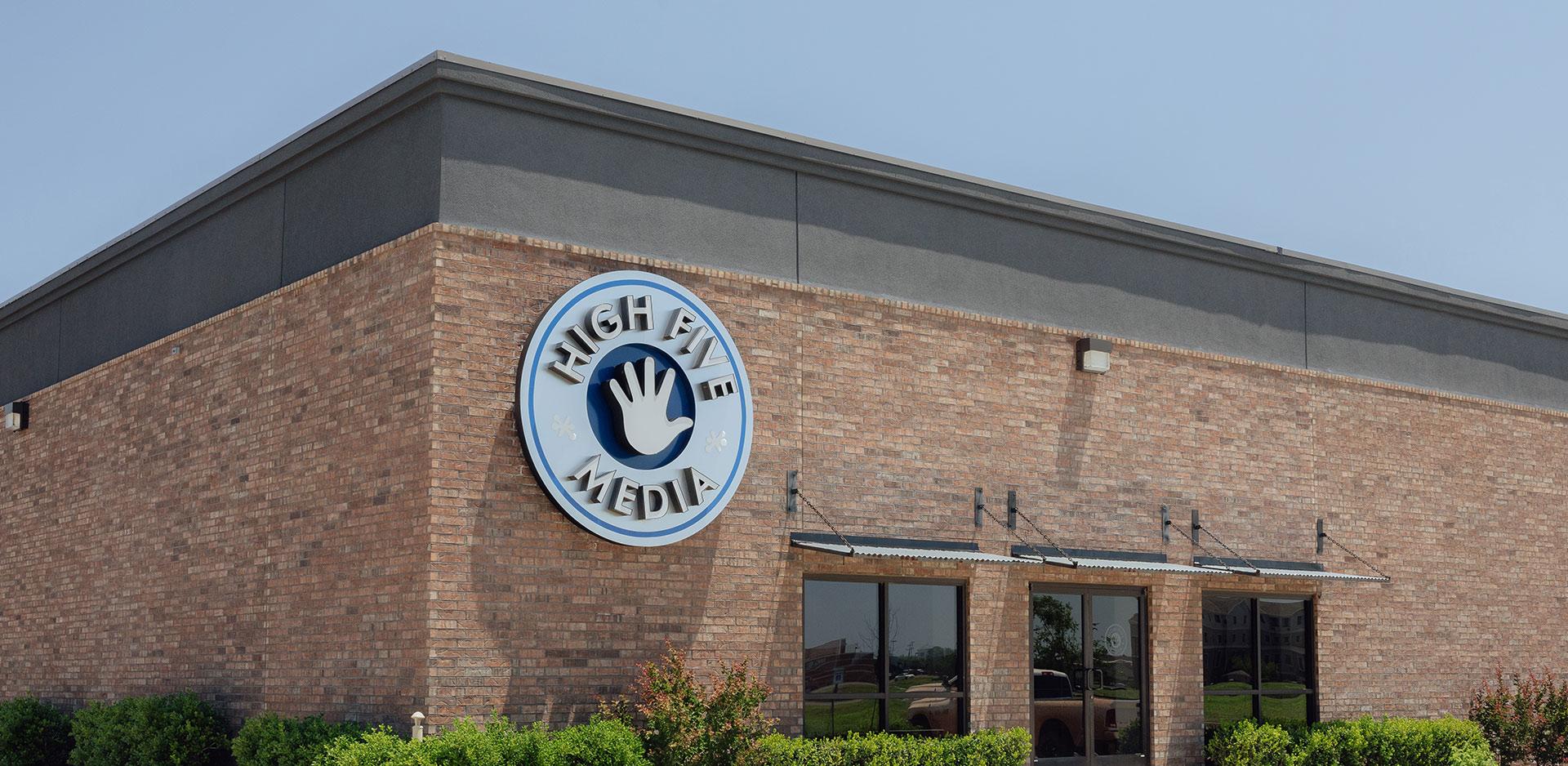High Five Media exterior office