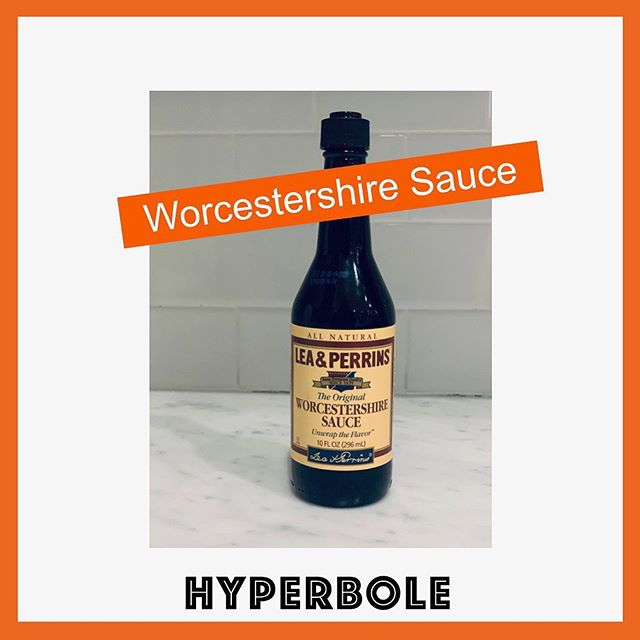 How do YOU say it? This and more on the latest episode of Hyperbole: The Best Podcast Ever #hyperbole #bestpodcastever #Worcestershire