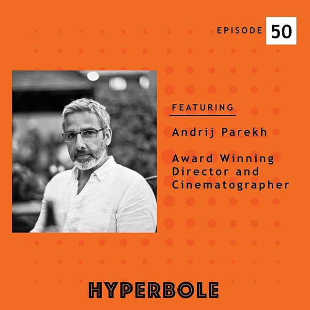 Did you listen to our interview with the amazing Andrij Parek? // It's time to catch up on Hyperbole: The Best Podcast Ever #hyperbole #thebestpodcastever #podcast #news #popculture #interviews