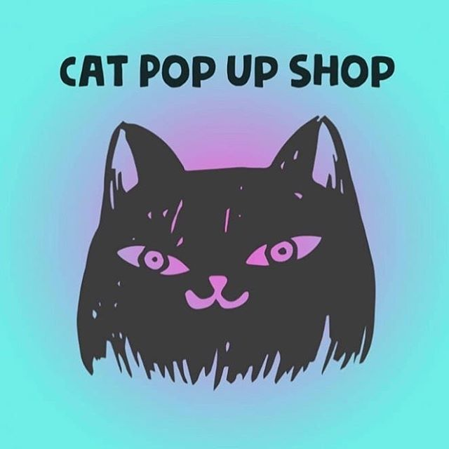 😻TOMORROW!!!😻 I'll be at the Cat Pop Up Shop tomorrow from 10am-5pm with @majestyandfriends, @hopnflop, and @pawsthecatcafe!! Come on down to pick up some prints, postcards, pins, and stickers!! RAIN OR SHINE!!! Also, if you're able, please bring a food or litter donation for @zoesanimalrescue! The kitties need u!✨✨ ALSO THERE WILL BE A BUBBLE MACHINE. 😼  #yegdesign #yegarts #exploreedmonton #shoplocalyeg #catsofinstagram #popup #postcards #catart #caturday #yeghighlands