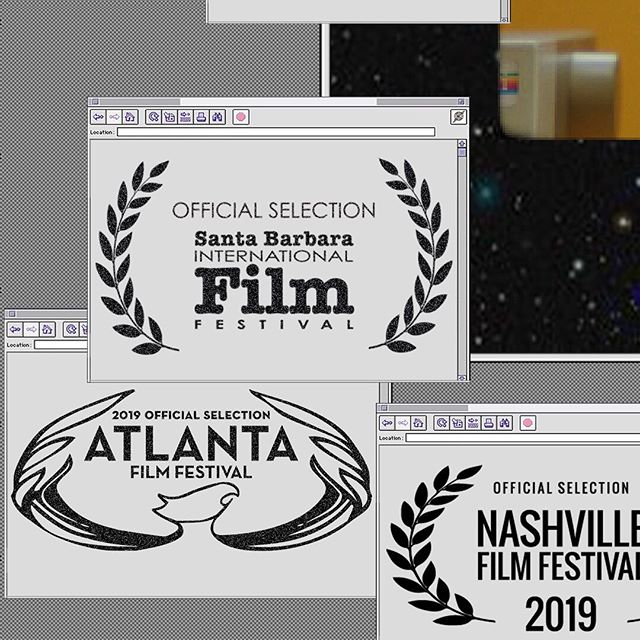 Had our world premiere at our hometown festival @sbiff. ⠀⠀ ————— #sbiff #atlantaff #nashvilleff #SciFiseries #tvshow #WebSeries #comedyseries #WhoYouAreSeries #WhoYouAre #mundimachine #FilmFestival #indiefilm #filmcommunity #thefilmcommunity #filmmaking #films #filmmaker #comedyvideo #comedyshow #comedyvideos #funnyvideos #funnypics #oldtech #retrostyle #retroaesthetic #macintosh #macintoshplus #vintageaesthetic #80saesthetic