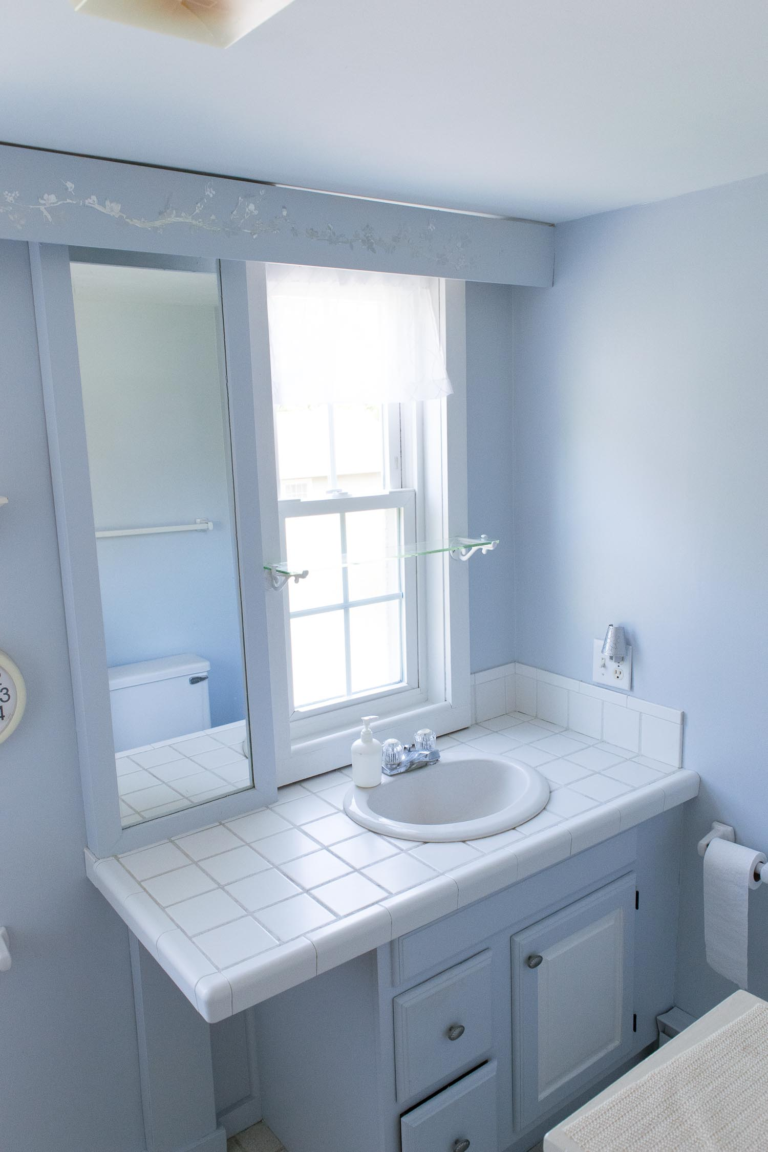 The Bathroom Reveal and Changes in Our Short Term Rental