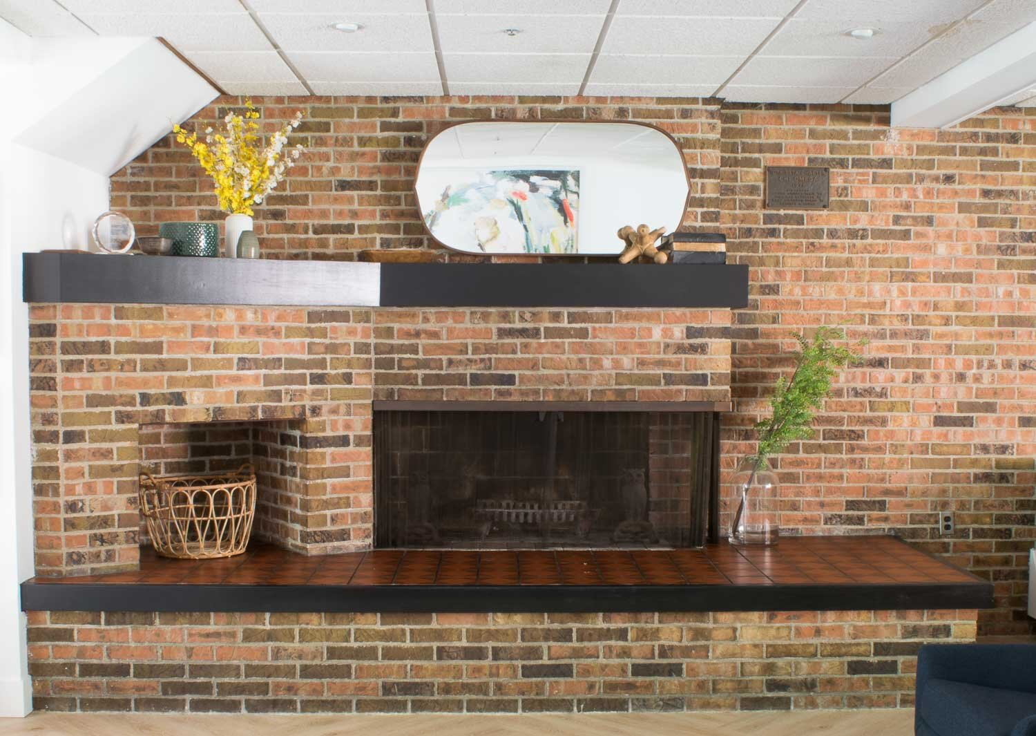 A Modern Cement Tile Stenciled Fireplace (+ Easy Tutorial)-3780.jpg