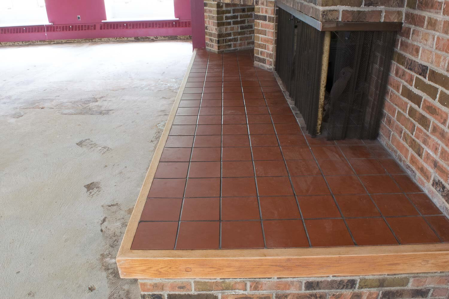 A Modern Cement Tile Stenciled Fireplace (+ Easy Tutorial)-3104.jpg