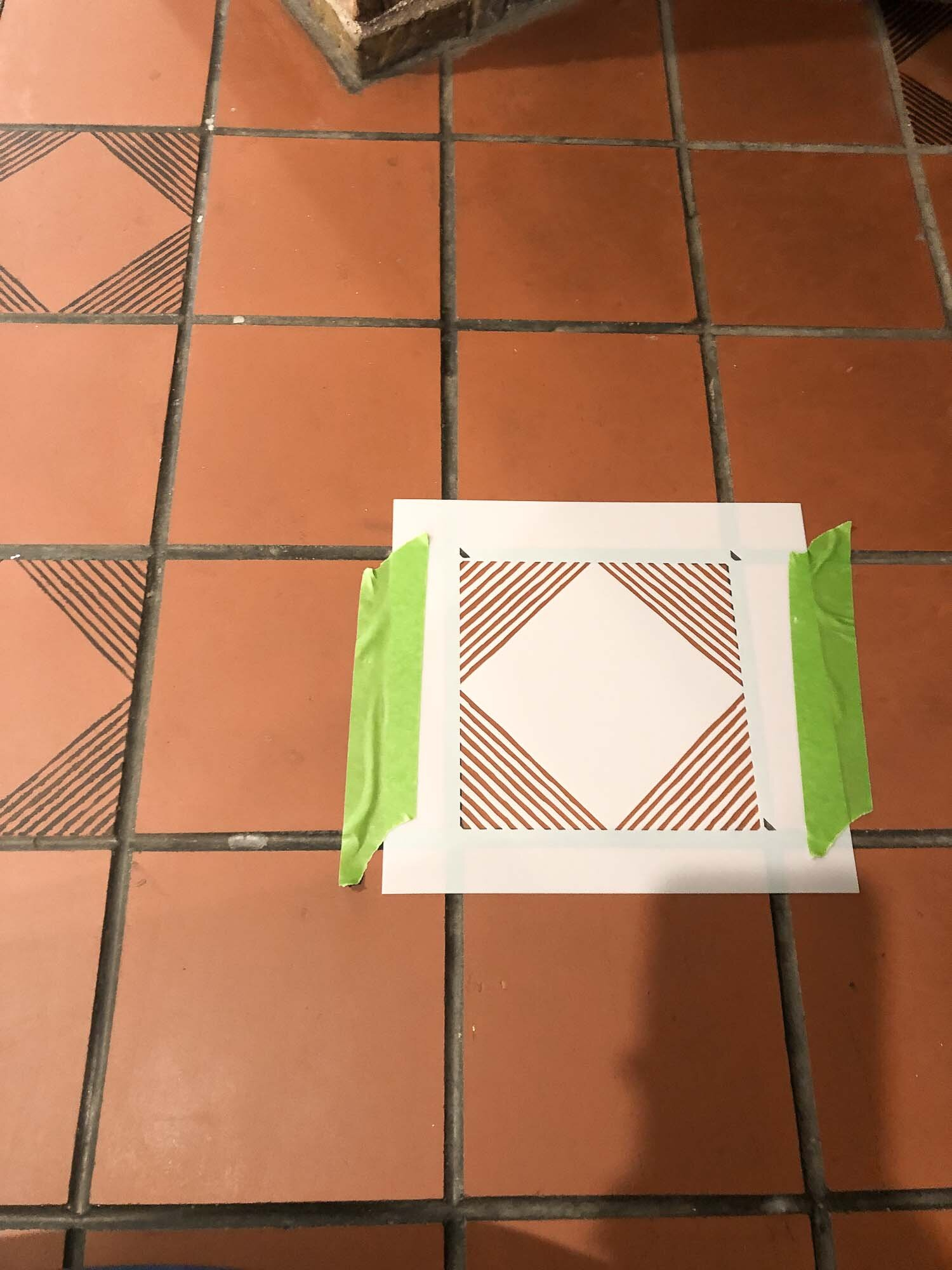 A Modern Cement Tile Stenciled Fireplace (+ Easy Tutorial)-4214.jpg