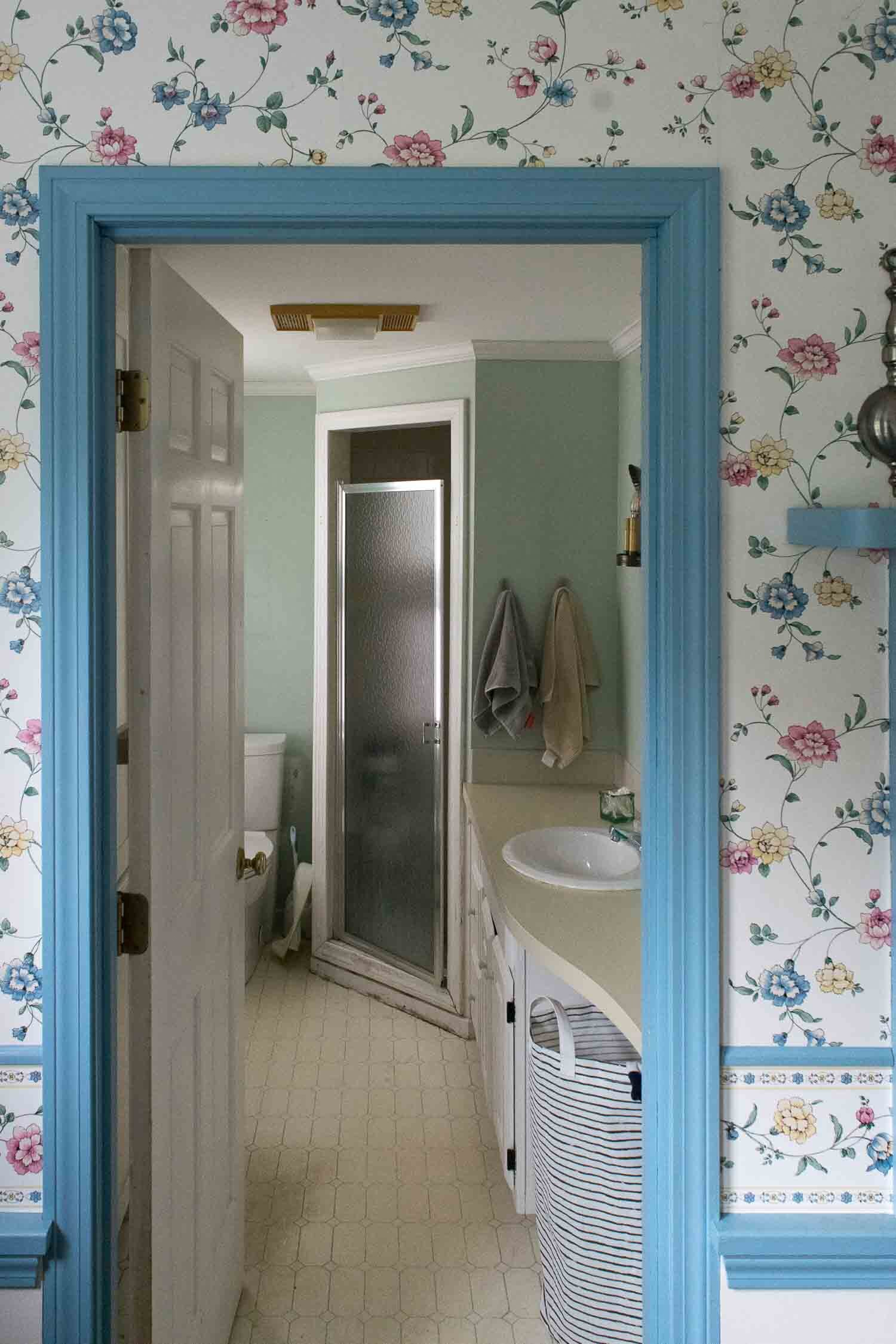 Redesigning a Small Corner Shower (+ other bathroom reno updates) | Remodel by This Giant Life-4204.jpg