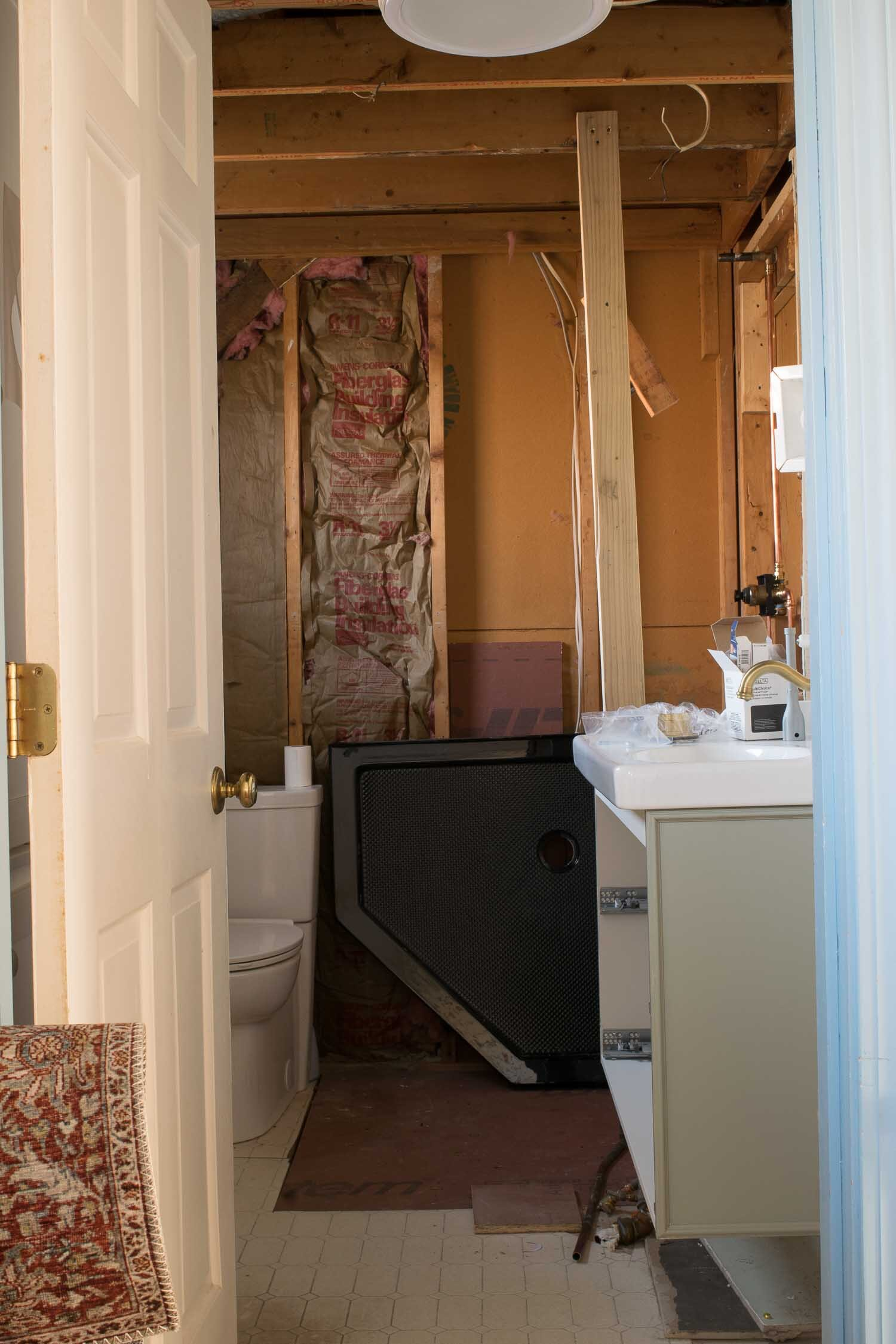 Redesigning a Small Corner Shower (+ other bathroom reno updates) | Remodel by This Giant Life-4538.jpg