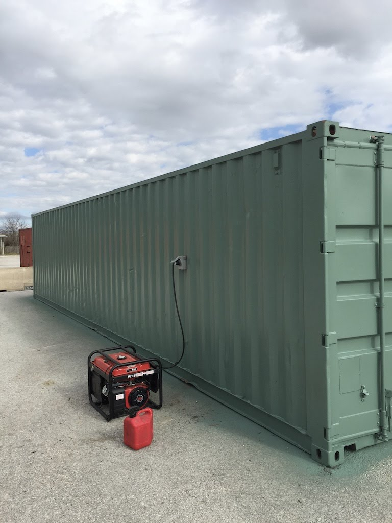 "40ft Container - Available in all grades : AS-IS, WWT (wind water tight) , CWO (Cargo), and ""One trippers)"