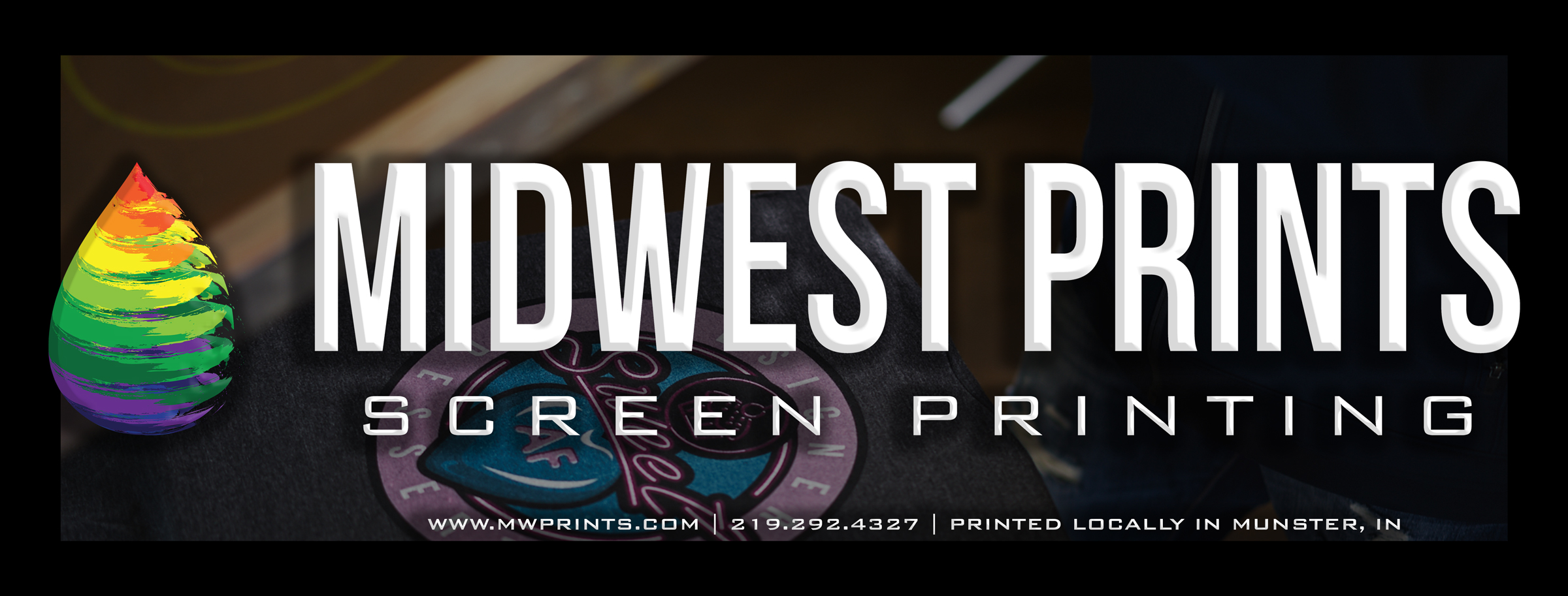 Midwest Prints - Screen Printing - FREE Printing