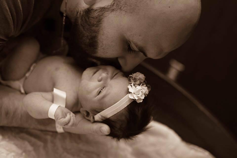Ava is Born - November 2016