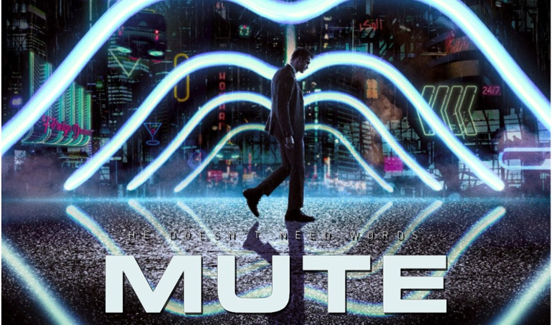 MUTE - FEATURE FILM. - ASSISTANT DESIGNER TO RUTH MYERS