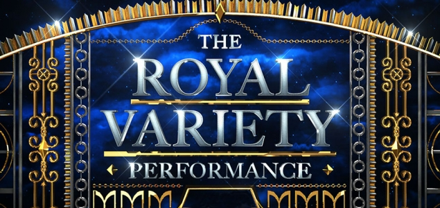 THE ROYAL VARIETY PERFORMANCE (15 PERFORMANCES OVER 15 YEARS)    ASSISTANT DESIGNER TO LINDA MARTIN