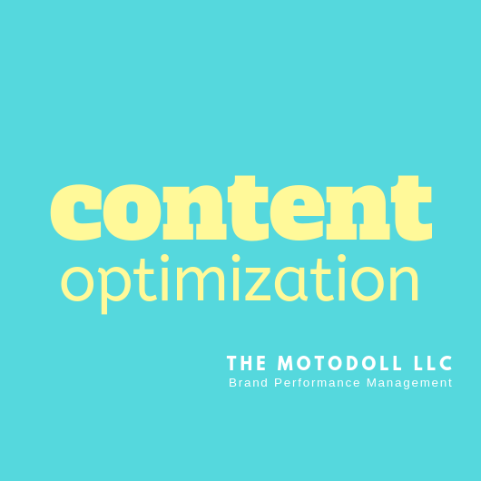 Content is (still) king. - Detailed assessment of website (and social media) content.Monitor external content for brand mentions.Compare performance of different content pieces.Provide explicit recommendations to boost brand recognition.