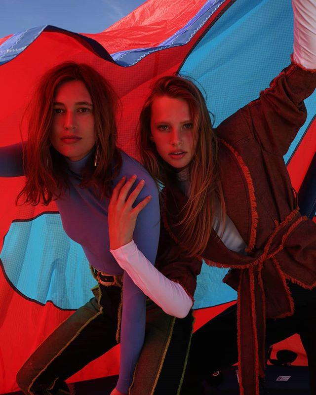 Warmest colors  @maridavidstylist 📸 Mélanie Bordas @laviesauvage #theforumist