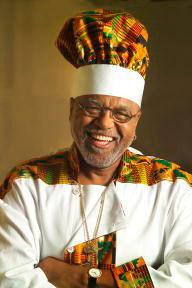 Kofi Moyo, Co-Founder-Real Men Cook
