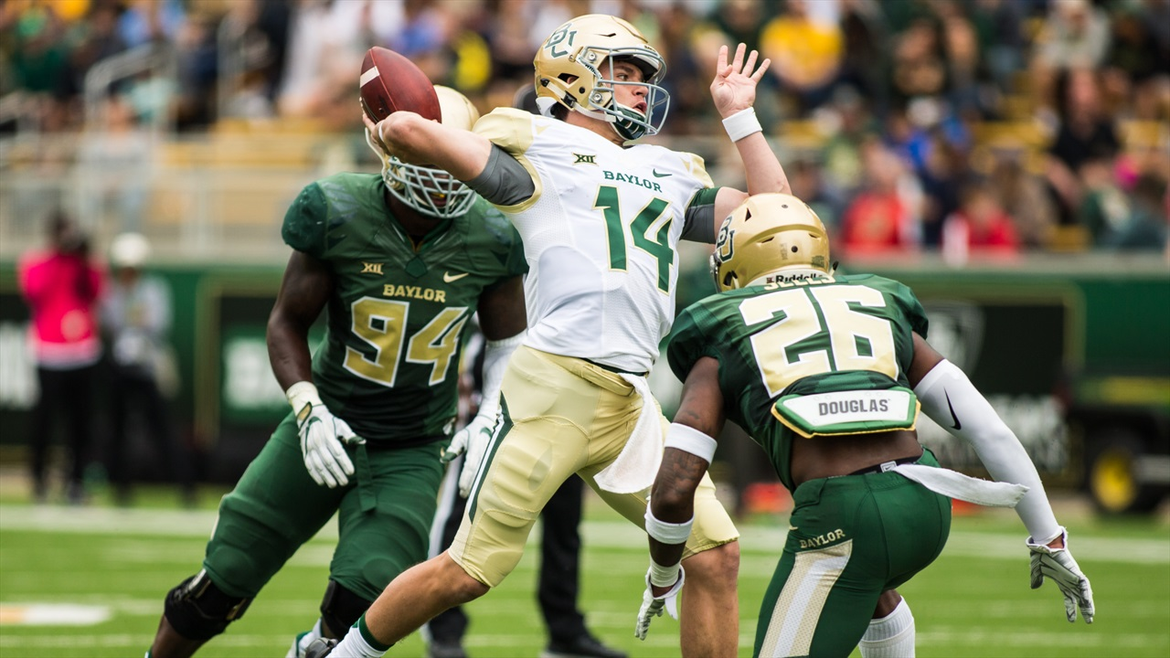 Charlie Brewer - QB, Baylor University