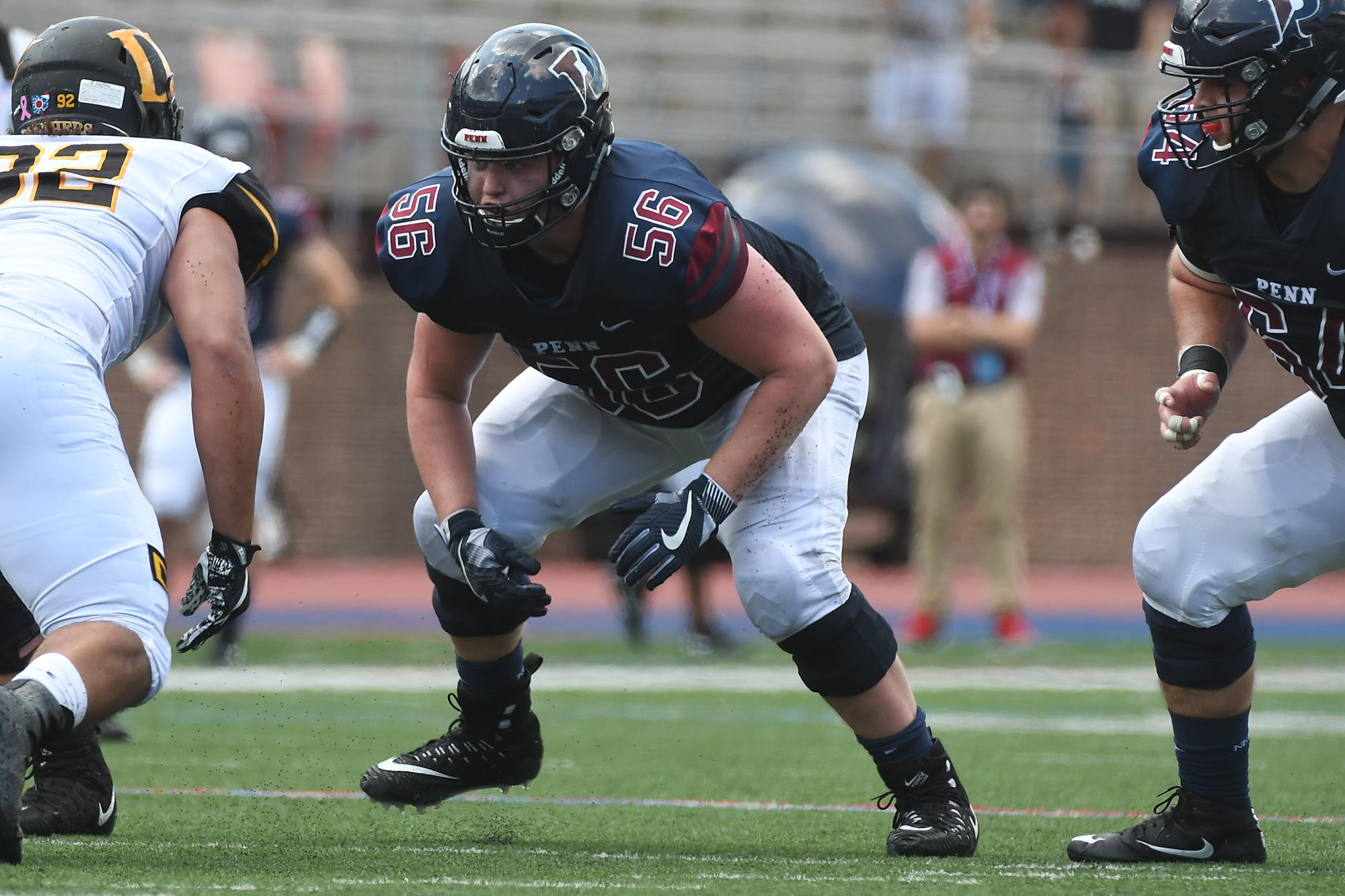 Jeff Gibbs - OL, University of Pennsylvania