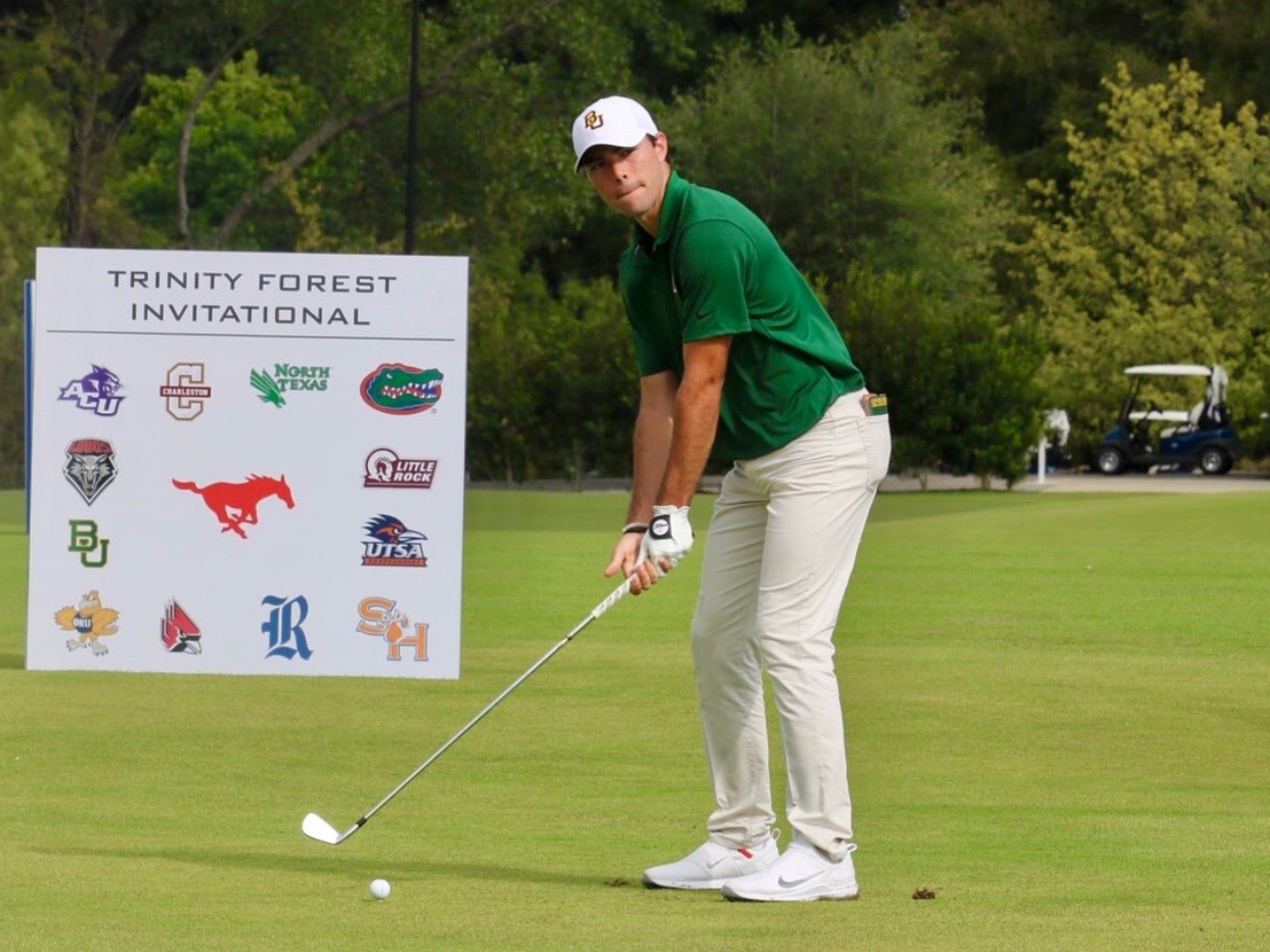 Brandon Hoff - Golfer, Baylor University