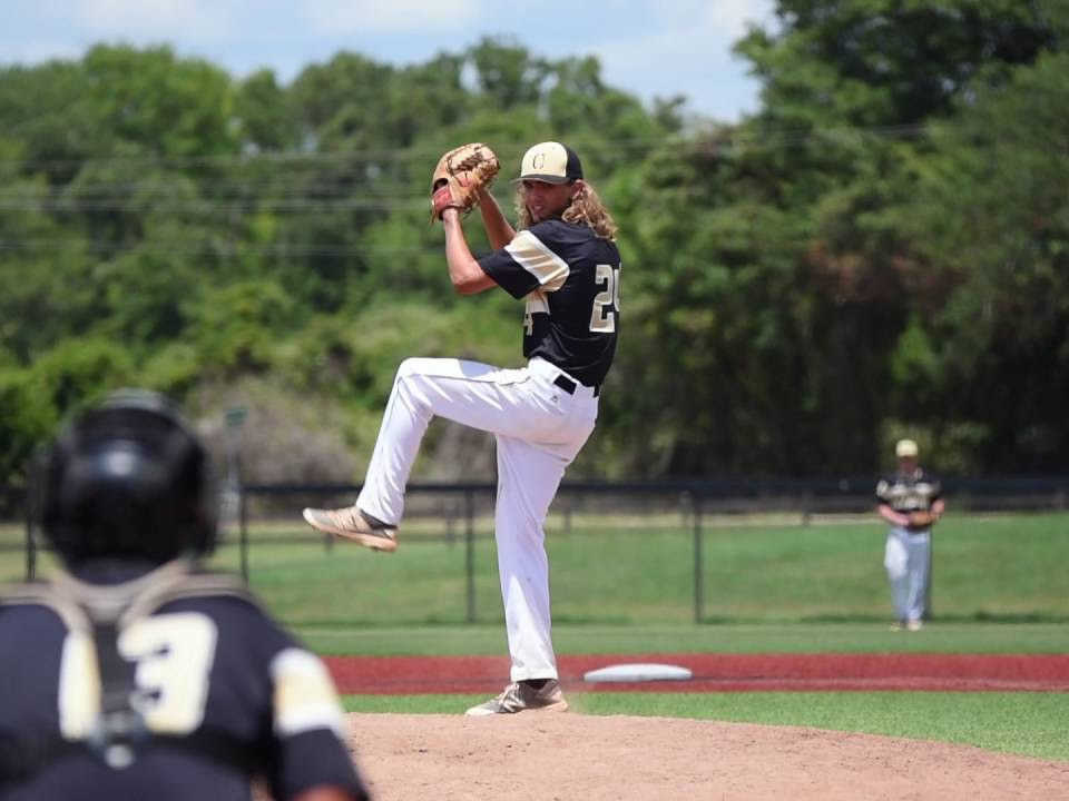 Price Siemering - Pitcher, Dripping Springs HS
