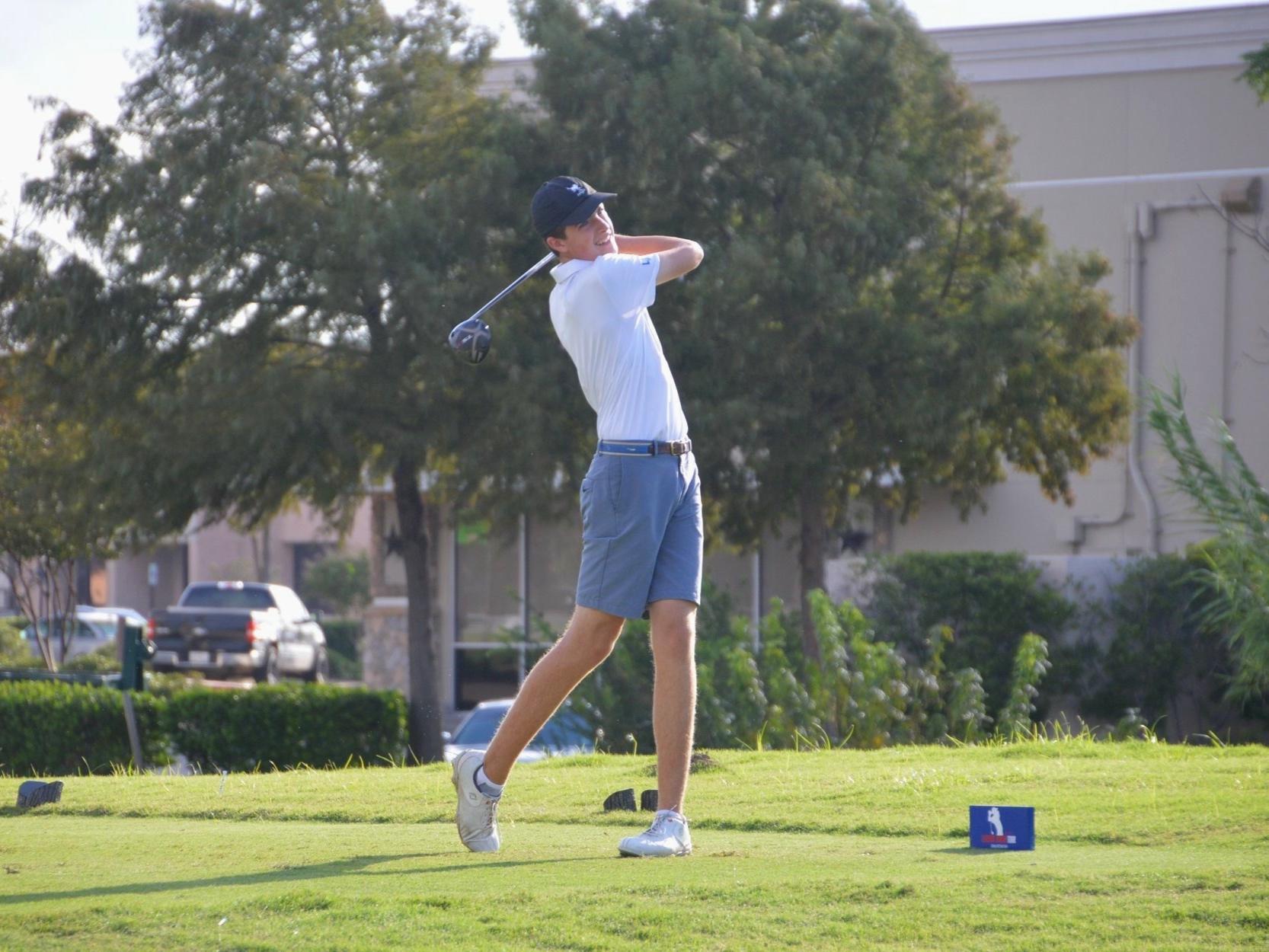 Jack Lawlor - Golfer, Lake Travis HS