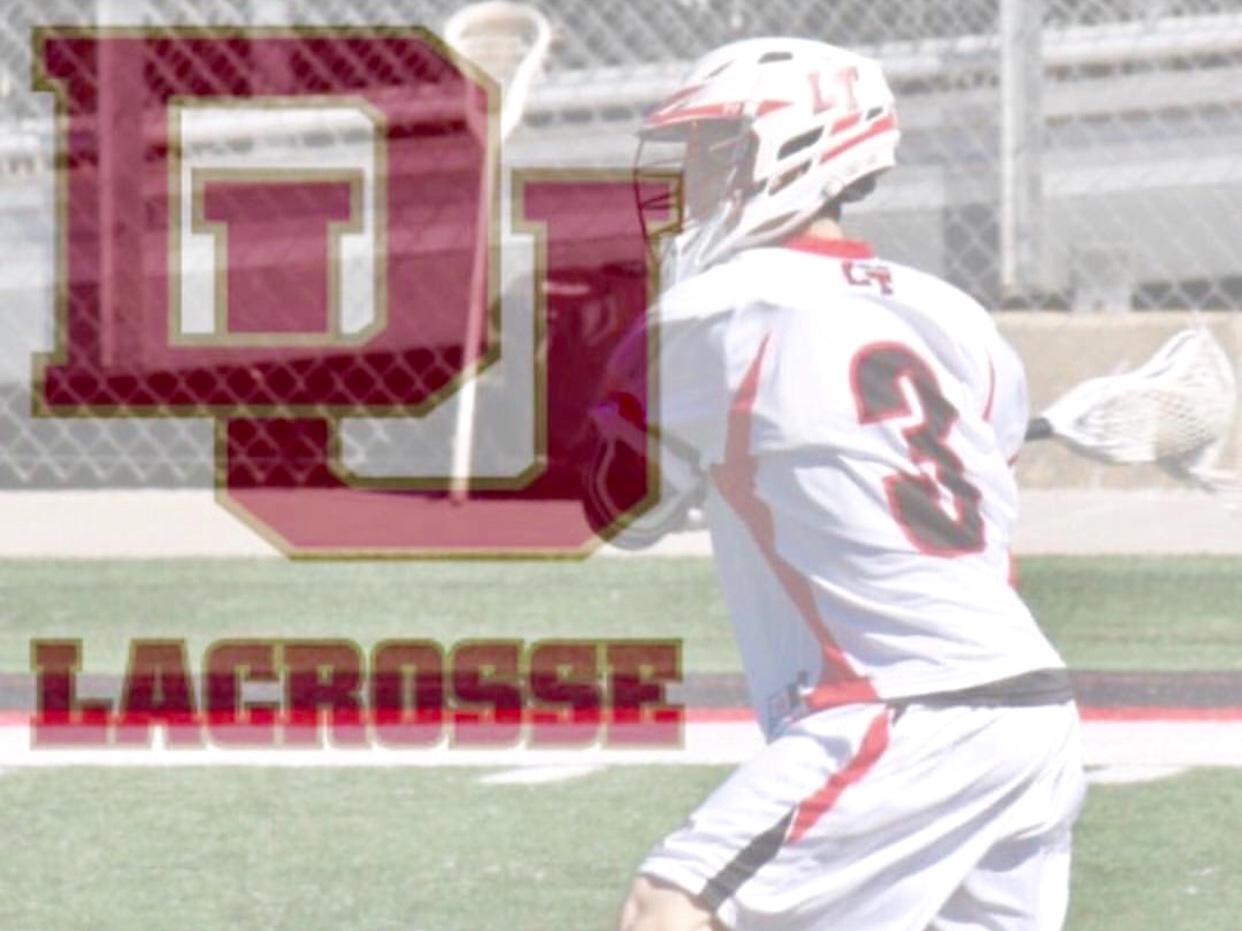 Ty Badciong - Lacrosse, Denver University