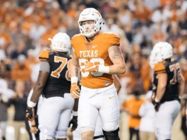 Max Cummins - TE, University of Texas