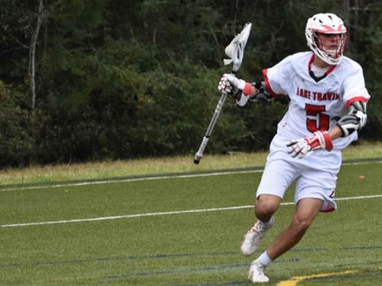 Quentin Pellegrino - Lacrosse, Lake Travis HS