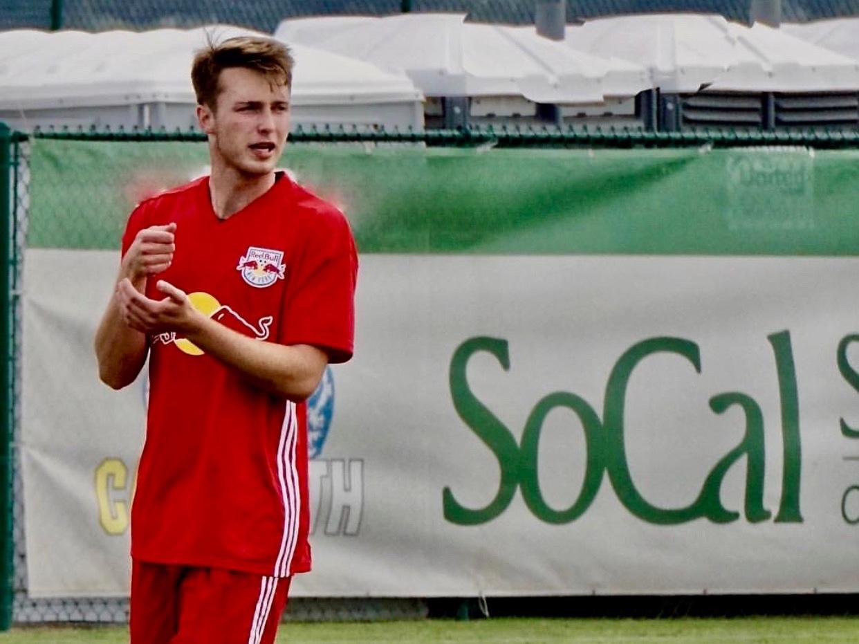 Ryan Shultz - Soccer, University of Michigan (Commit)