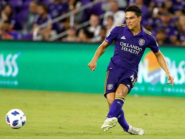 Tony Rocha - Orlando City, MLS