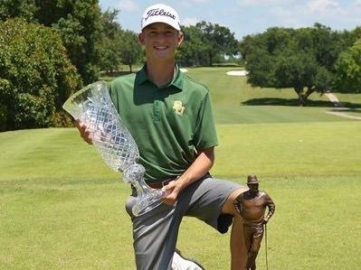 Luke Dossey - Golfer, Baylor University Commit