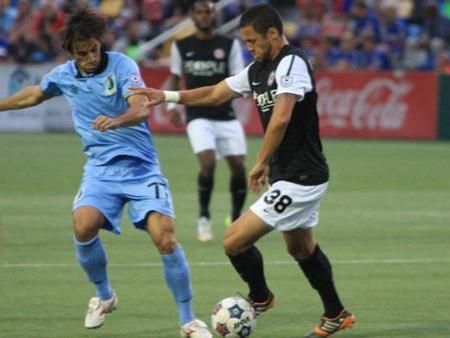 Ryan Roushandel - San Antonio FC