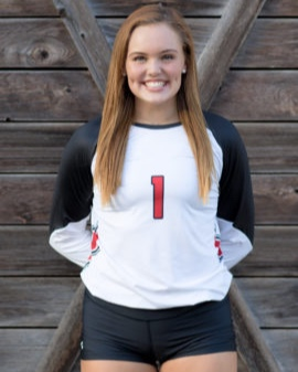 Cassidy Ehrie - Volleyball, University of Tampa (Commit)