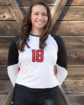 Madison Williams - Volleyball, Lake Travis
