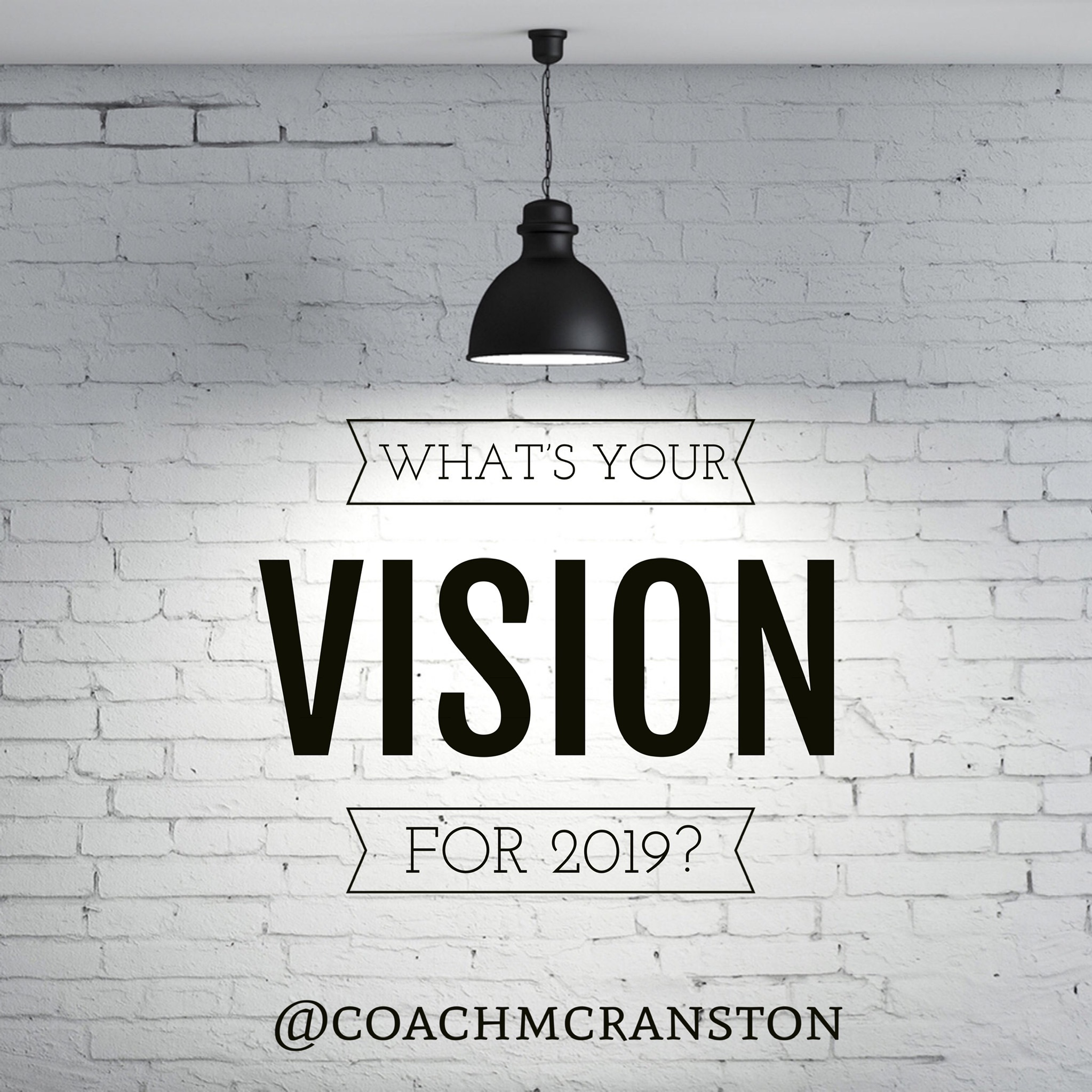 It's not too late to create your Vision Board for 2019! -