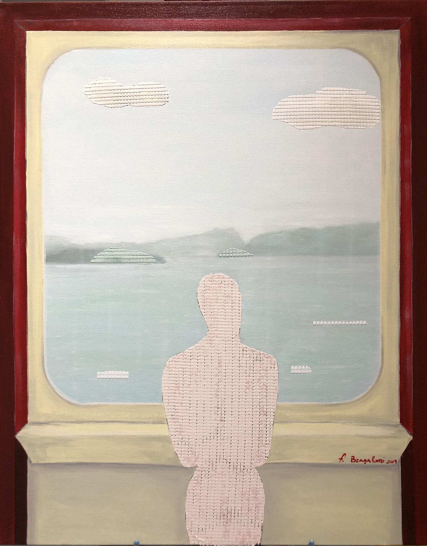 Ecosystem - Oil on Canvas - 2019