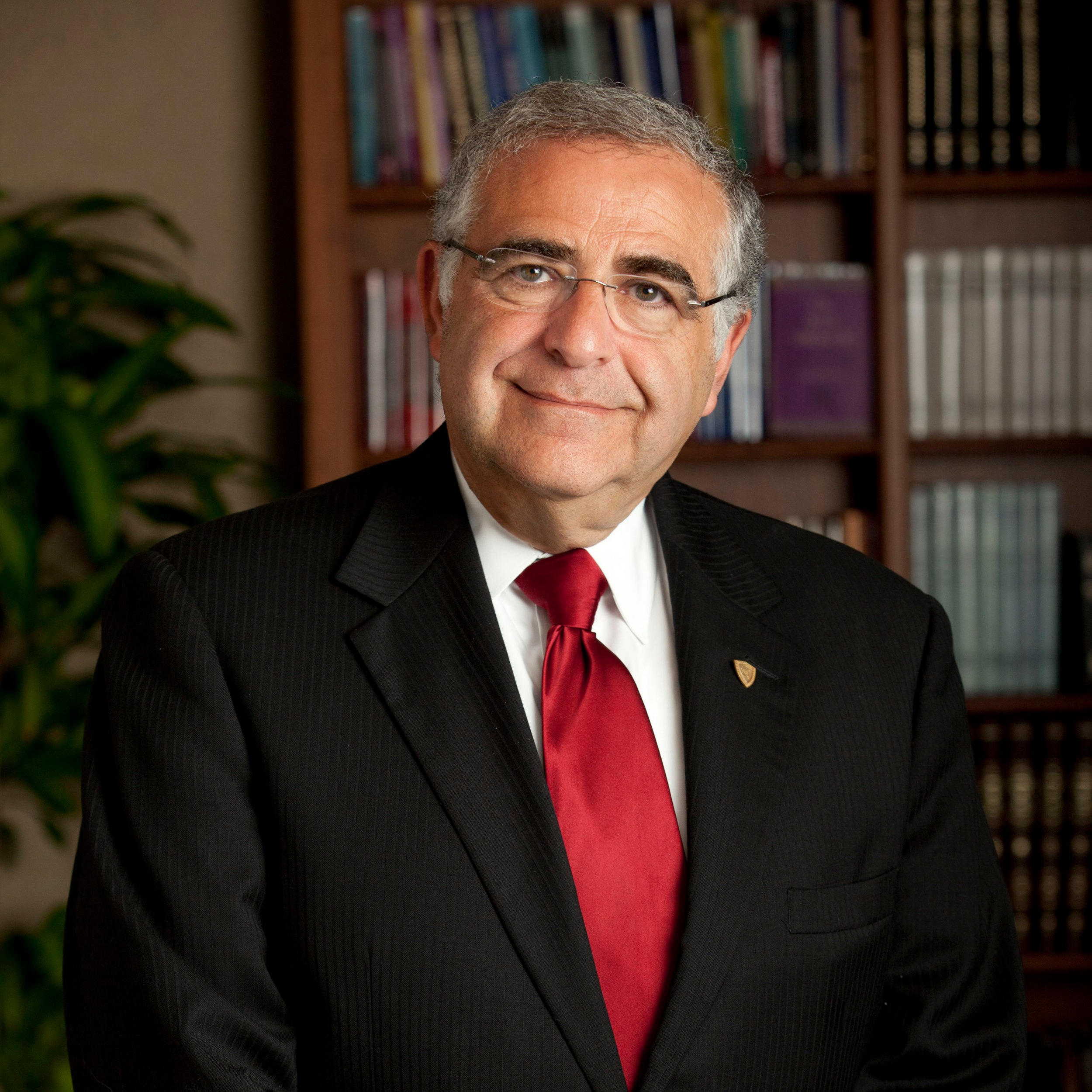 Richard Joel, President Emeritus Bravmann Family University Professor